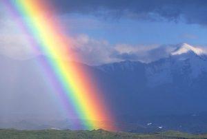 classic rainbow