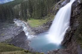 Air Terjun Krimmler, Austria