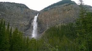 Air Terjun Takakkaw, Kanada