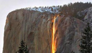Air Terjun Yosemite, Amerika Serikat