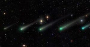 jenis komet
