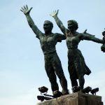 Patung terbesar di Indonesia