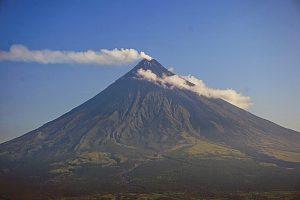 gunung berapi kerucut